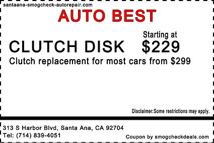 Clutch Disk_AutoBest